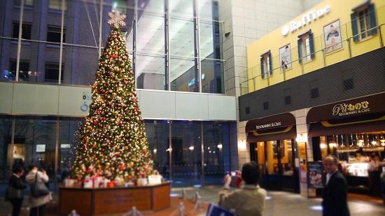 丸善クリスマスツリー