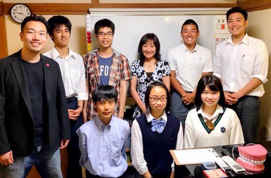 2017.5.29 ハビック真由香先生ご来塾